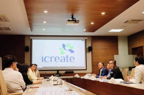 4. icreate - interaction