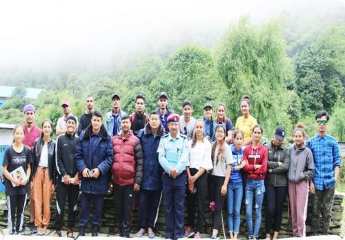 Field Visit on Research Methodology, Tourism and Communication (BECS 2nd and 4th Semester)