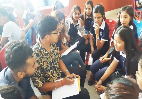 Interaction Program 2019 (BDEVS Students)