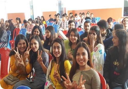 Welcome  Orientation Program 2019 (1)